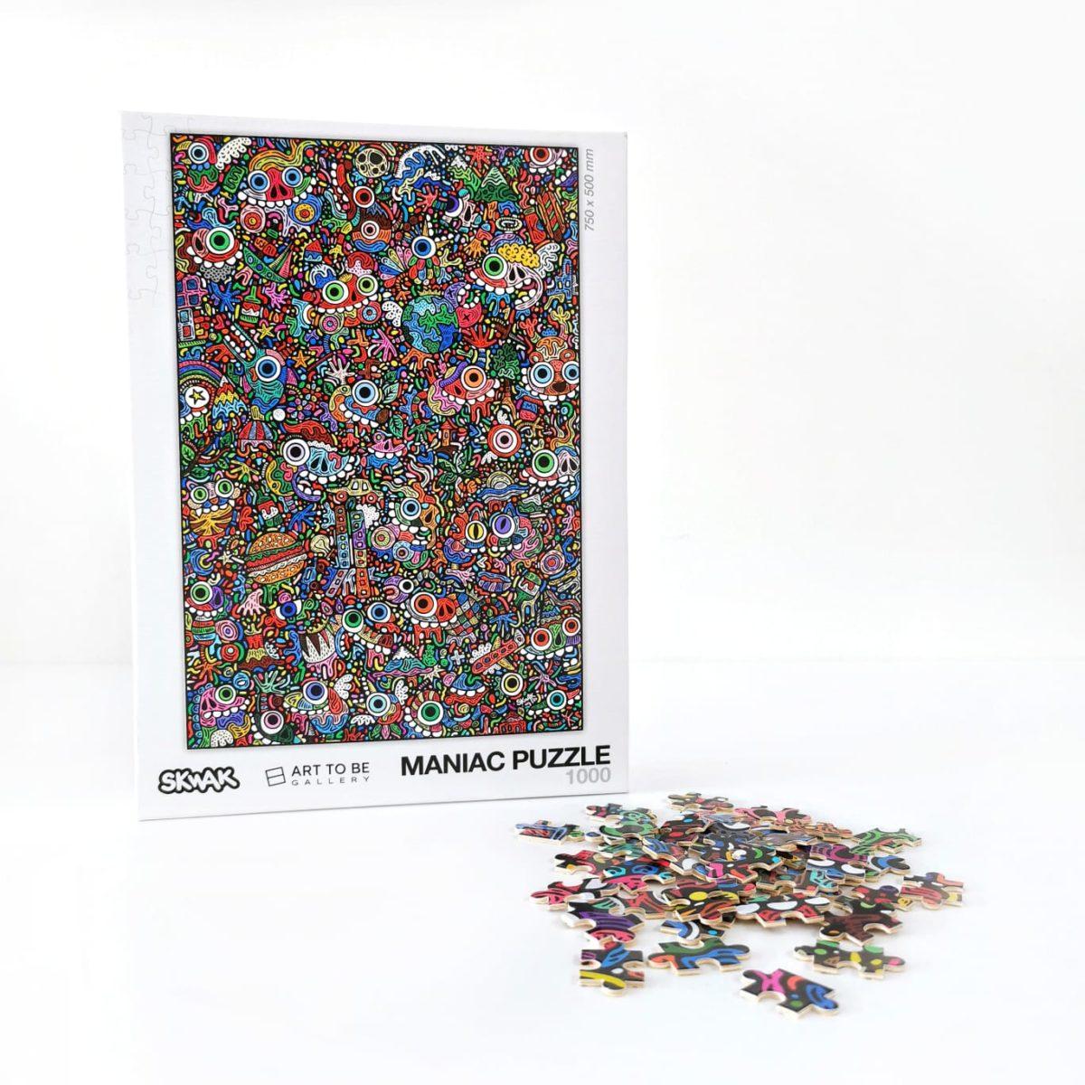 Maniac Puzzle