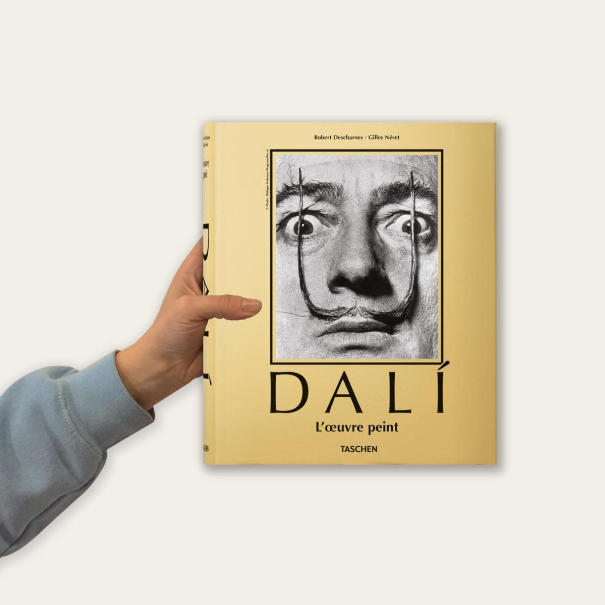 Dalí. L'œuvre peint