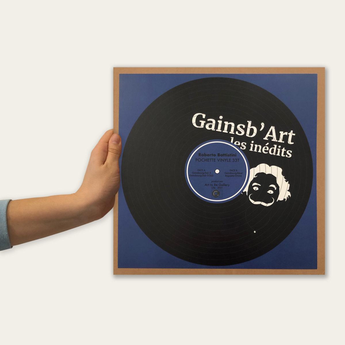 33T - Gainsb'Art...